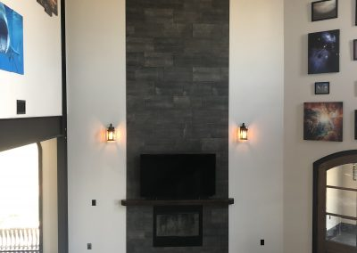 fireplace crosswise abilene hawley