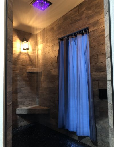 luxury shower buffalo gap
