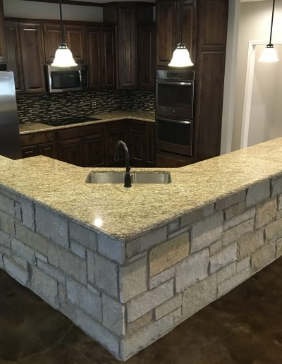 kitchen crosswise custom homes west texas