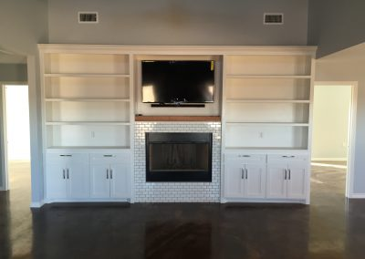 crosswise custom home modern interior abilene west texas