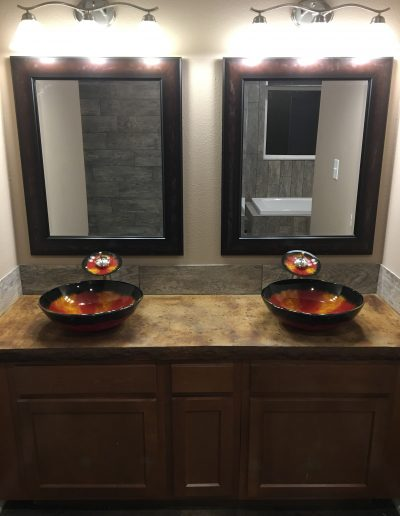 modern bathroom crosswise custom homes creative west texas