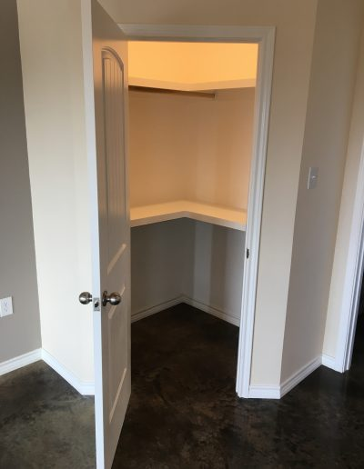 crosswise custom homes pantry-closet-abilene texas